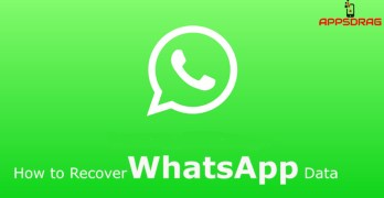 How to Recover WhatsApp Deleted Data