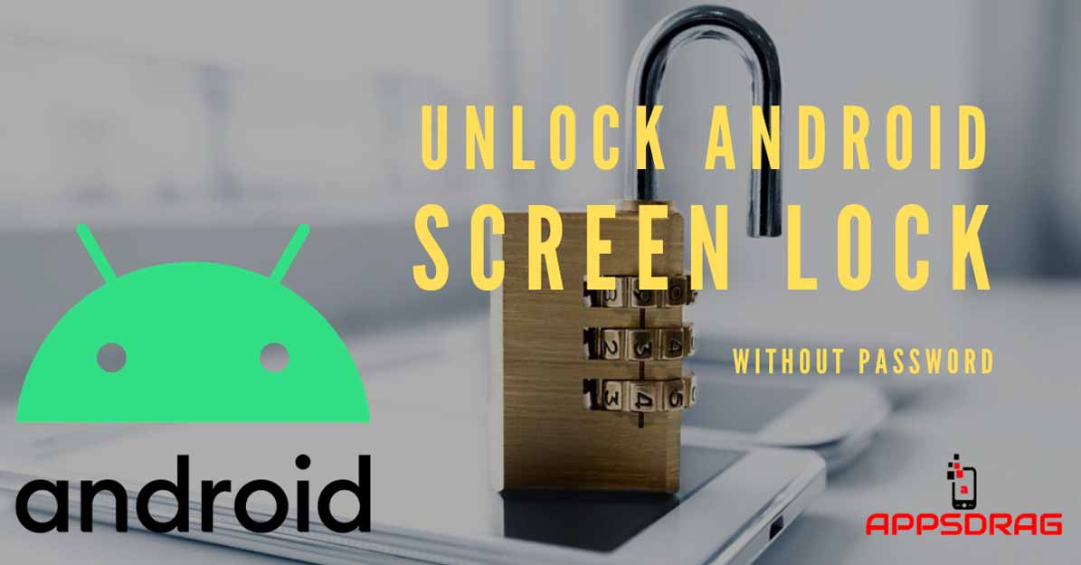 how to reset an Android password
