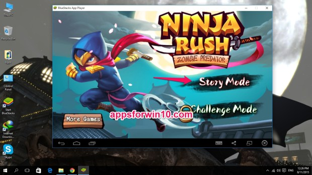 Ninja Rush Zombie Predator for PC (1)