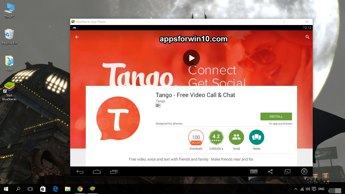 free downloads tango for pc