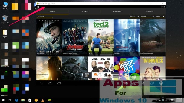 ShowBox for PC Windows 10 (1)