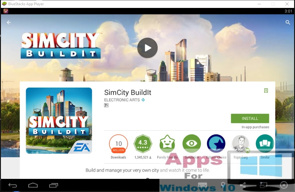 simcity buildit free download full version for pc