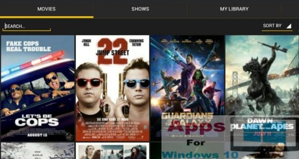 ShowBox for PC Windows 10