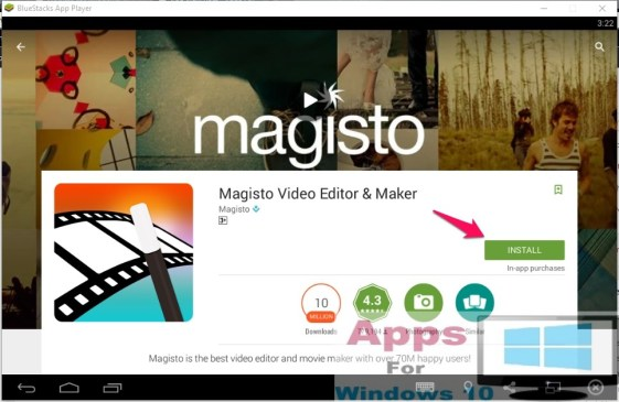 Magisto_for_windows10