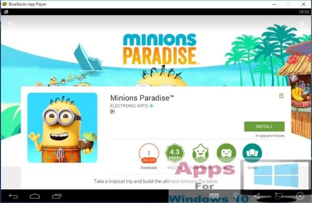 MinionsParadise_for_PC