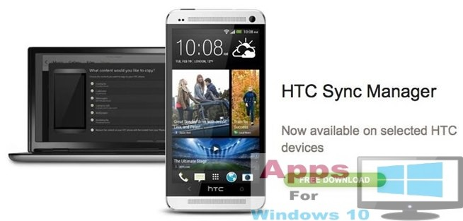 Download HTC Mobile Phones drivers for Windows