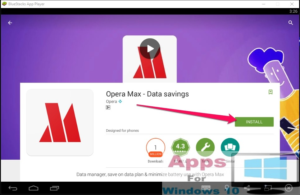 Opera Max for PC - Windows 10 & Mac | Apps For Windows 10