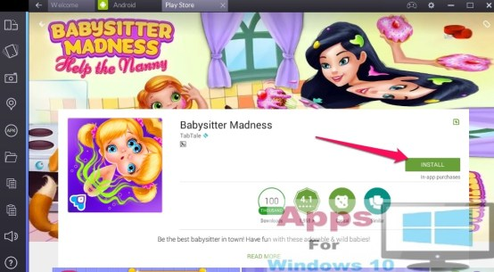 Babysitter_Madness_for_Windows10