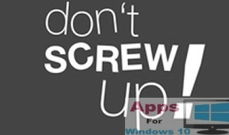 Don't_Screw_Up_for_PC
