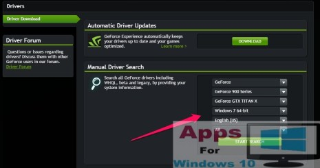 WINDOWS DRIVERS NVIDIA DOWNLOAD FREE VISTA