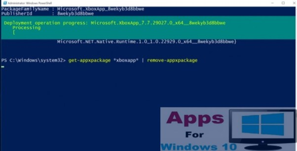 Uninstall_Build-in_Windows10_apps_PowerShell
