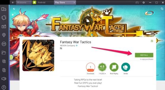 Fantasy_War_Tactics_for_PC_Windows10_Mac
