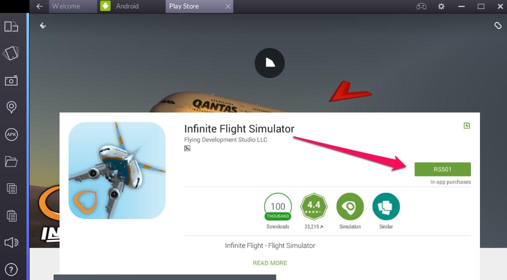 Infinite Flight Simulator For Pc Windows Amp Mac Apps