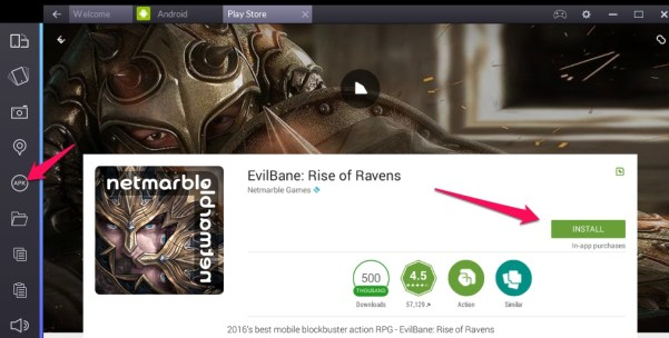 Evil_Bane_Rise_of_Ravens_for_Windows_PC_Mac_Download