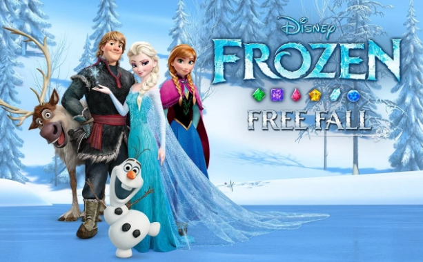 Frozen_Free_Fall_for_Windows10_PC_Download