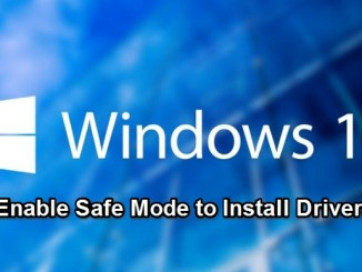 Enable_Legacy_Advanced_Menu_to Install_Windows_Drivers_in_Safe_Mode