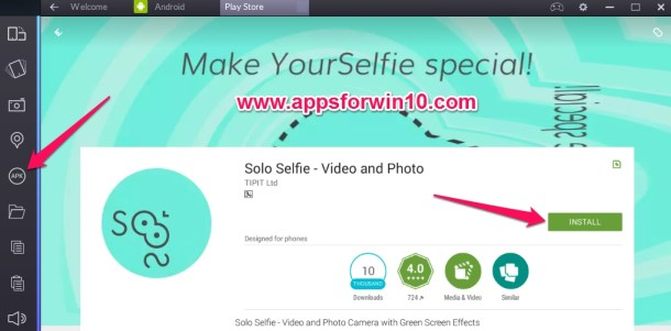 Solo_Selfie_Video_and_photo_App_Download
