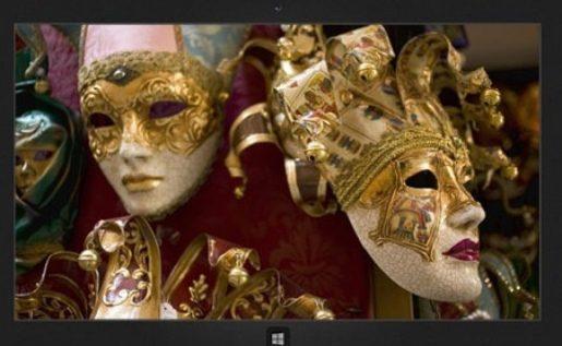 Masquerade_Windows_HD_Theme_Download