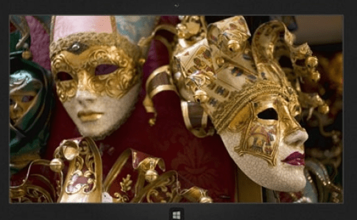Masquerade_Windows_HD_Theme_Download
