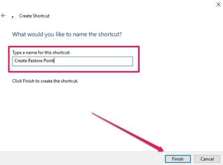 Restore_Point_Shortcut