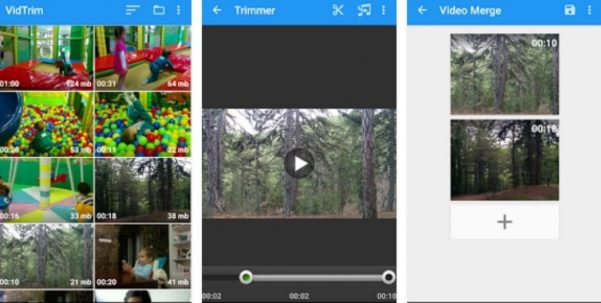 VidTrim Video Editor for PC - (Download on Windows 7, 10, 8, 8 1, XP
