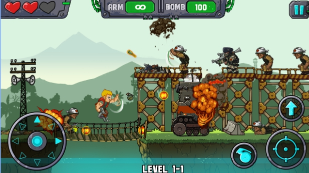Download Metal Shooter for PC - Windows 7, 10, 8, 8 1 and