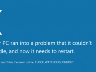 clock-watchdog-timeout-error-fix