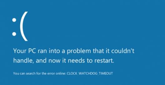 clock-watchdog-timeout-error-fix
