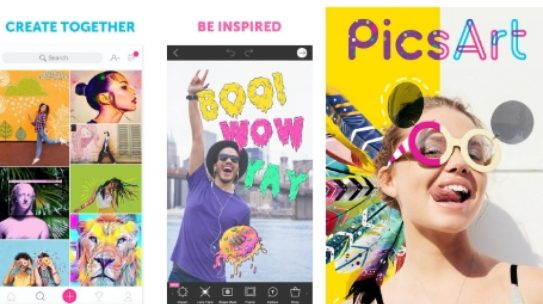 PicsArt Photo Studio Picture Editor Collage Maker for PC