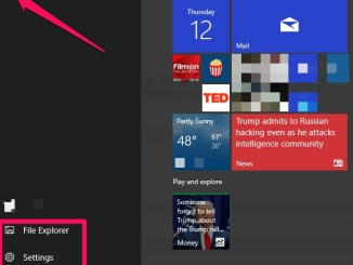 add new folders to windows 10 start menu left rail