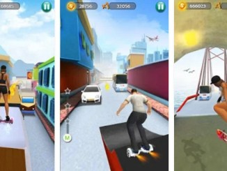 hoverboard surfers 3d for pc download