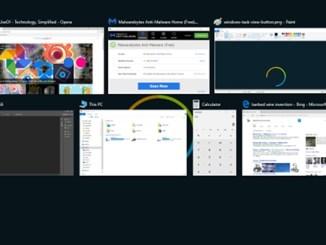 how to setup and manage virtual desktops on windows 10