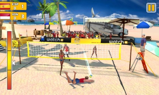beach volleyball 3d for pc download