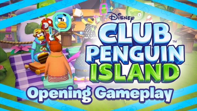 club panguin island pc download