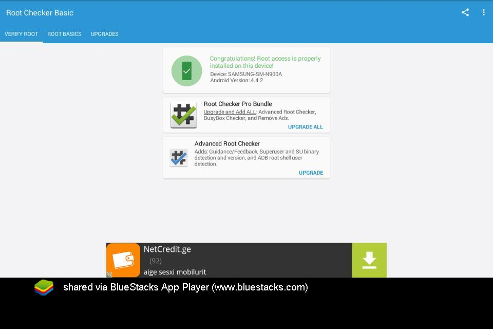 How to Root BlueStacks 2 on PC for Windows using One Click Root