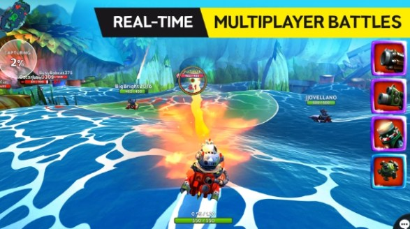 battle bay for pc download on windows and mac free