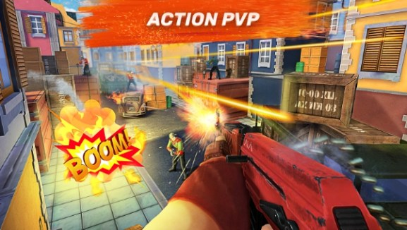 guns of boom for pc download free on laptop desktop