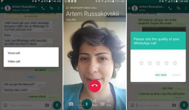 whatsapp video calling apk for pc download free