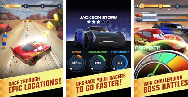 cars lightning league for pc download
