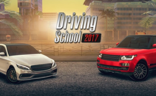 driving school 2017 for computer