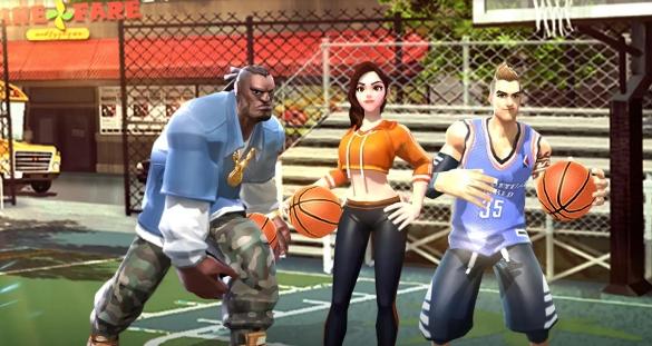hoop legends slam dunk for pc free download