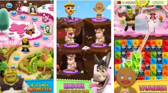 shrek sugar fever for pc windows download