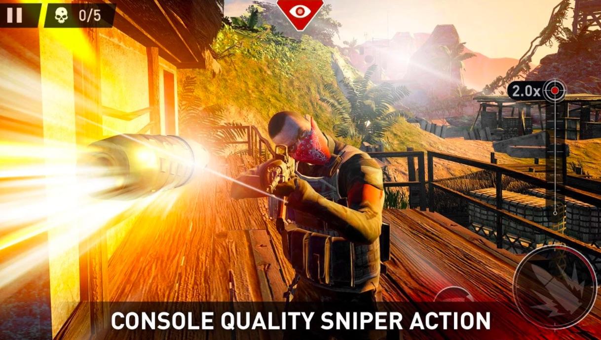 Sniper: Ghost Warrior - Free Download