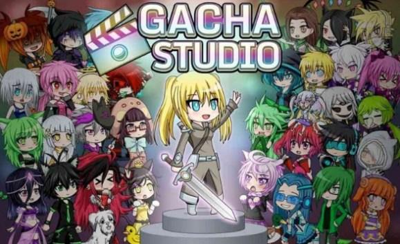 gacha studio on pc download