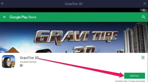 gravitire 3d for pc download free