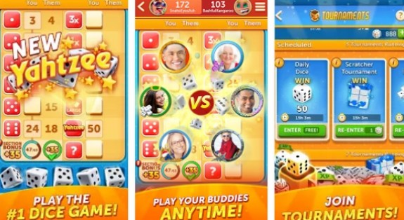 new yahtzee with buddies download on pc