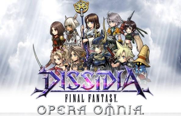 DISSIDIA FINAL FANTASY OPERA OMNIA pc download