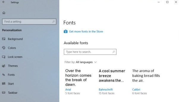 fonts-settings-win-10
