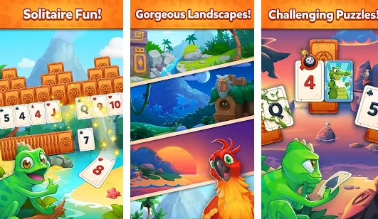tripeaks solitaire adventure pc download