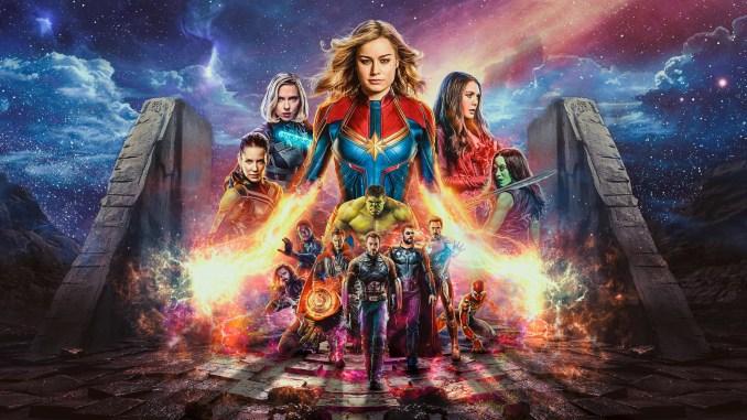 Avengers Endgame Wallpapers Full HD 4K Poster